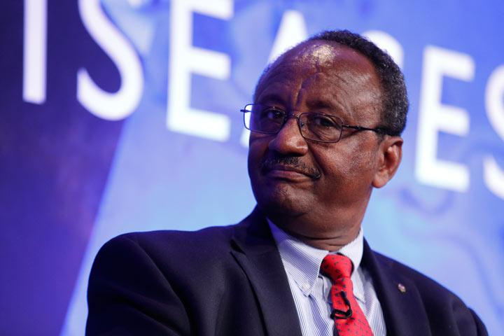 Dr. Teshome Gebre