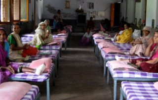 A leprosy colony in Delhi, India. How can donors, health organizations and advocates adapt to a new NTD map? Photo by: Erin Collins / CC BY-ND