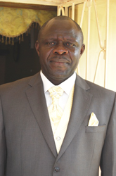 Mr. Julius Peter Okello