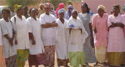 Mali women