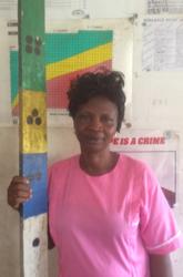 Rosaline Mamie Kamara