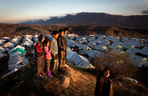Picture: Andrew McConnell/Panos/DFID